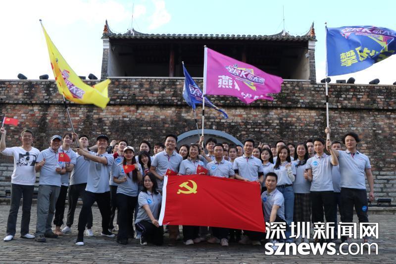 歌唱社交圈玩出新花样!深圳全民K歌大赛音乐拓展活动顺利举办