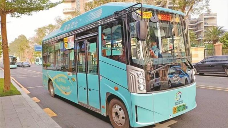 """深圳交通创新服务推出系列便民措施 让市民美好生活更有""""质感"""""""