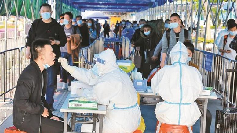 深圳入秋,市疾控中心提醒:增强安全防范意识 适当开窗通风换气