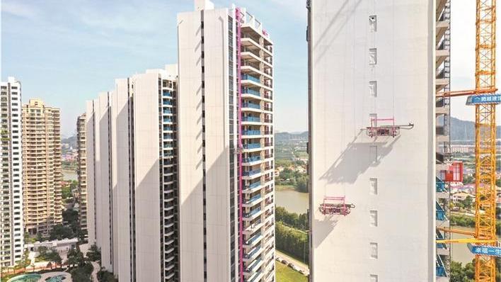 科技赋能建筑 让造房子更智慧高效
