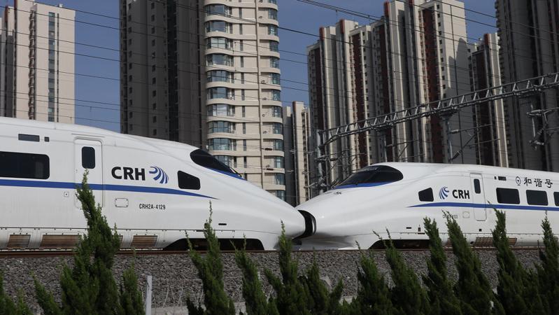 这里的高铁开启高密度公交化运营模式!一张票可乘坐当日区间内任意车次