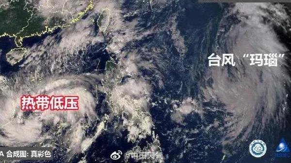 第20号台风生成!还有一个正在酝酿!对深圳影响是……