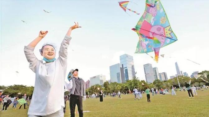 """冷空气体验卡到期,深圳气温上升会""""返夏""""吗?答案是……"""