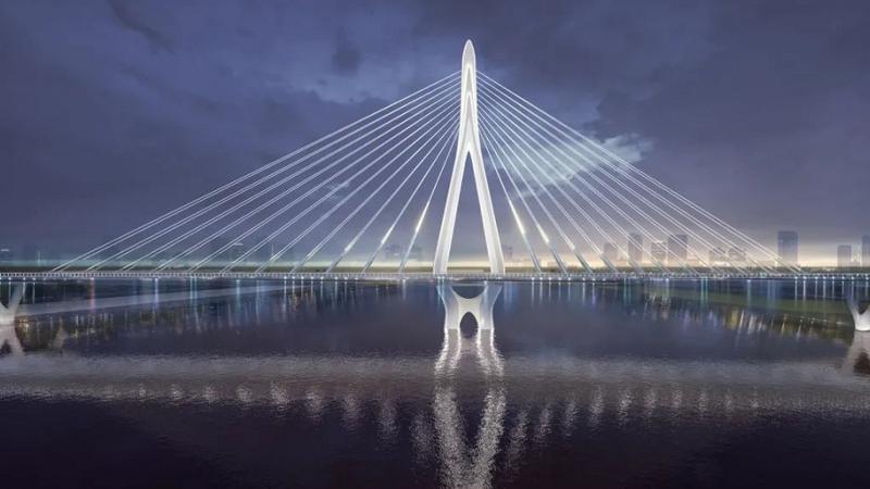广州这两座跨江大桥,有重大进展!