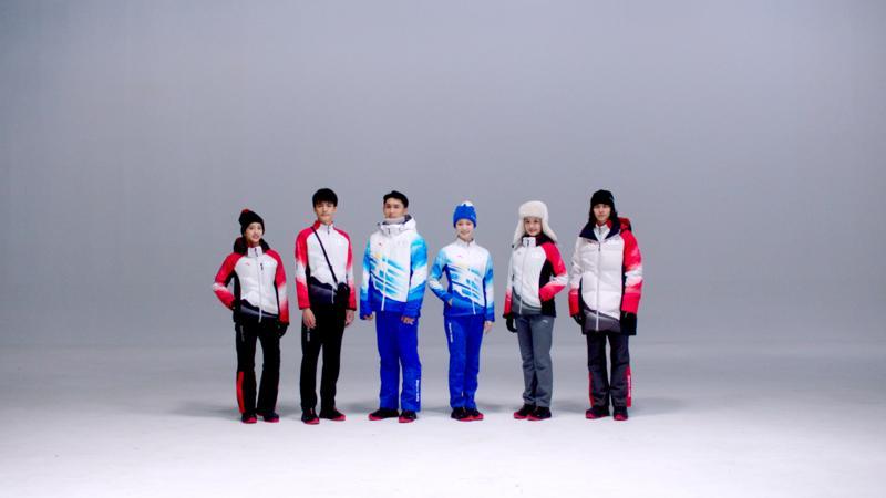 水墨轻岚、天人合一,北京冬奥会和冬残奥会制服装备亮相