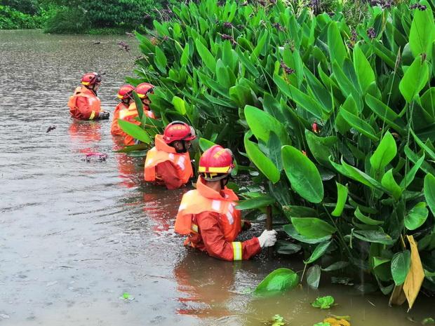 短时极端强降水致深圳部分区域受灾