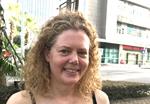 New Zealand woman appreciates cultural festival