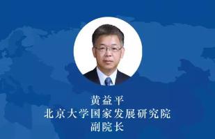 北京大学国家发展研究院副院长黄益平:从抗疫、纾困、重建三个角度分析本次疫情应对政策