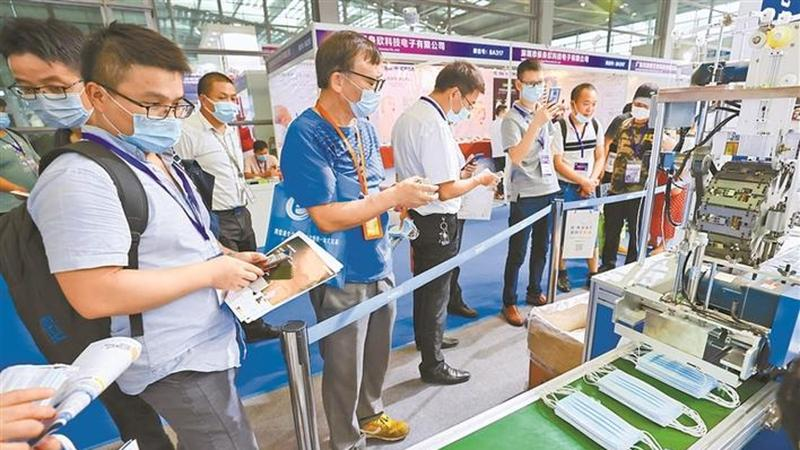 2020SIME深圳国际防护及防疫物资展览会开展