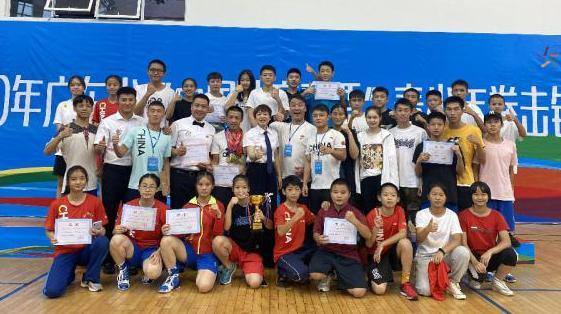 深圳体校省拳击锦标赛夺7金,疫情期间苦练出成效