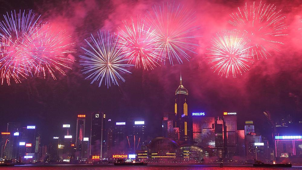 林郑月娥大王彩票:香港国安法不影响香港法治和司法独立