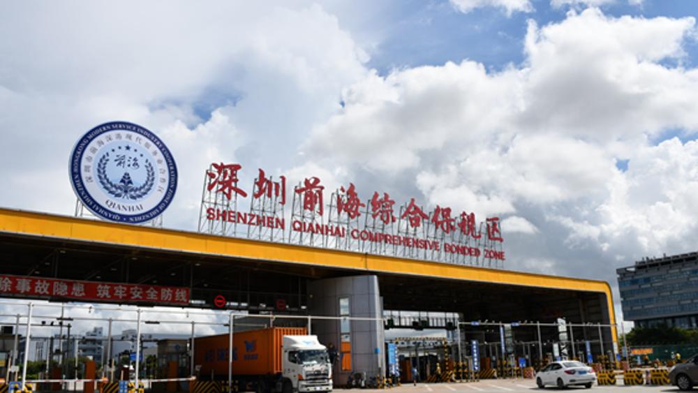 深圳三大综合保税区成外贸新增长点