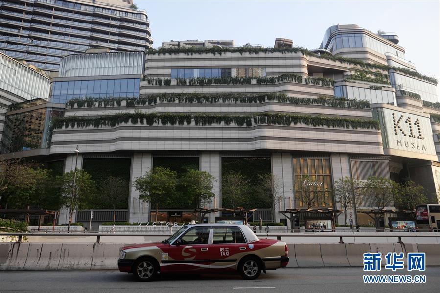 """香港零售业回暖迹象蕴藏""""破冰""""密码"""