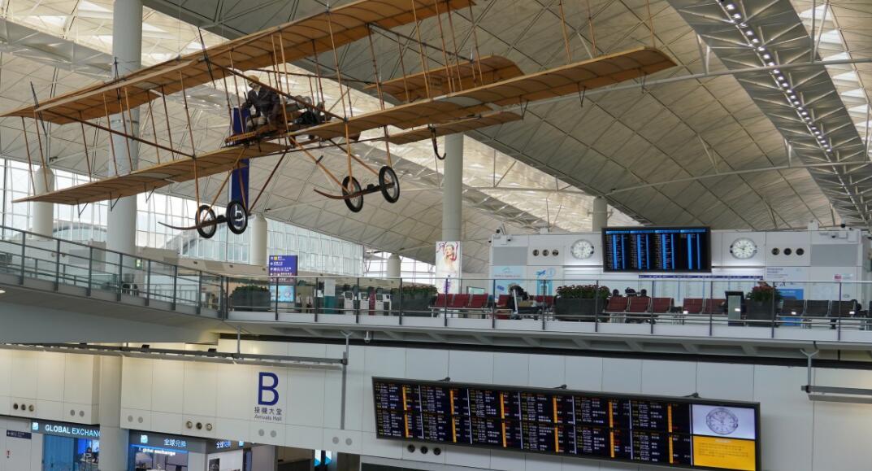 内地机场出发航空旅客继续可经香港转机/过境