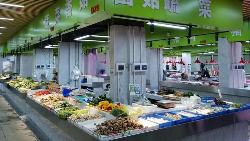 """""""颜值""""大提升,龙城街道6家农贸市场完成改造升级"""