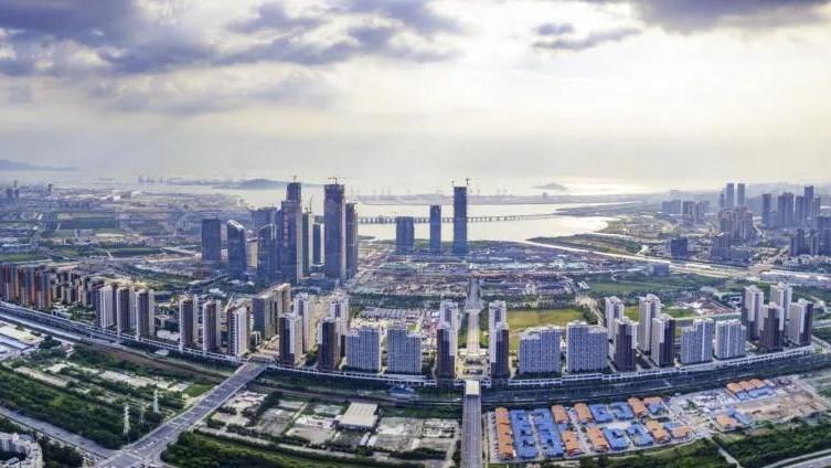 新华社:大沙河、南山区,是我国发展理念革故鼎新的缩影