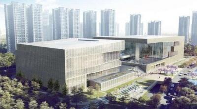 深圳美术新馆深圳科技馆2023年竣工