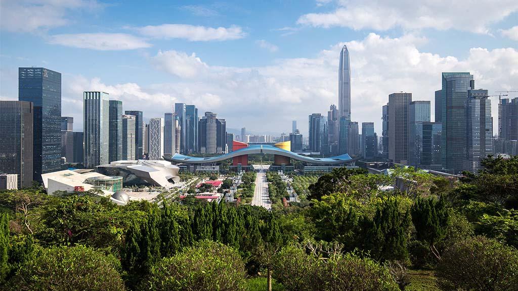 """全国第一!广东16市入围""""中国城市社会发展百强榜"""",有你的家乡吗?"""