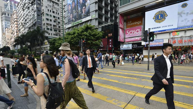 香港社会各界齐心抗击新一波疫情