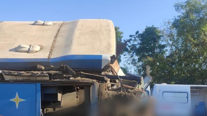 巴西圣保罗州发生一起严重车祸 已致41死15伤