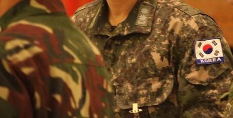 韩军一新兵训练营暴发集体感染事件:已致68人确诊