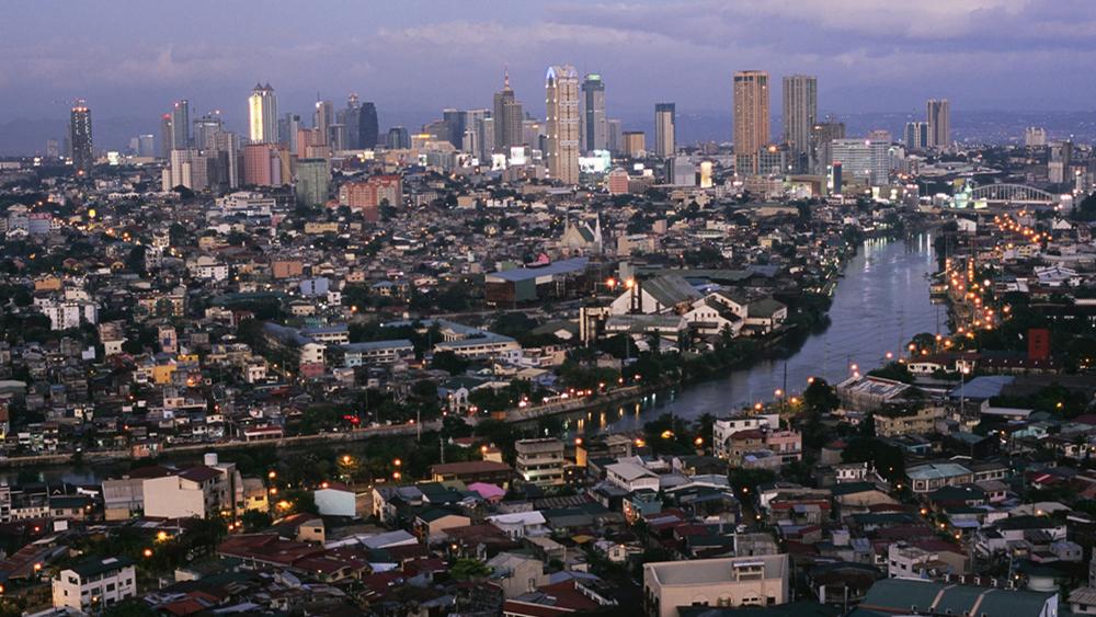 全球城市面积20年间扩展一倍 集中在亚洲和北美洲