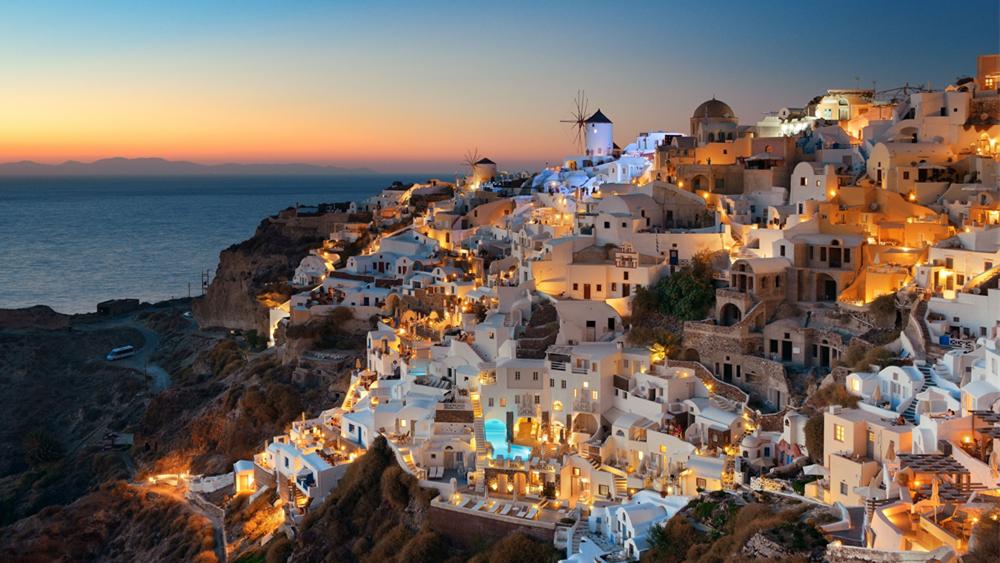 希腊出台一系列税收优惠政策 以吸引外国人定居