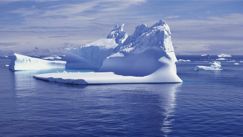 南极冰盖表面融化面积占比近两成
