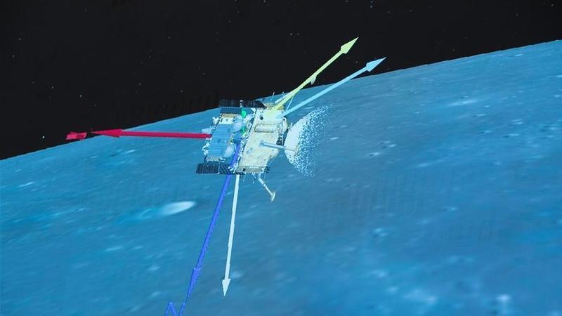 深新早点 | 祝贺!到月球了!嫦娥五号成功着陆