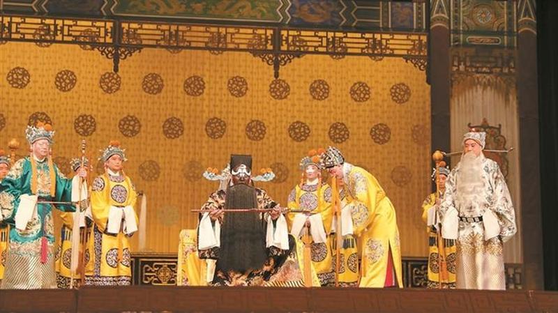福田区第三届京剧艺术节好戏连台