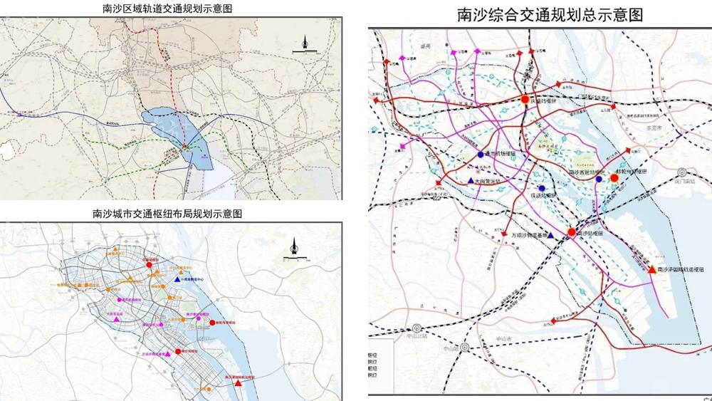 """好消息!广州将再迎2条铁路连接深圳 构建湾区""""半小时交通圈"""""""