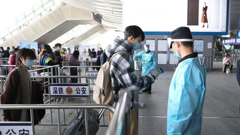 """深新早点丨""""春运模式""""启动!深圳8个执勤点启用,过往客车等重点车辆必查"""