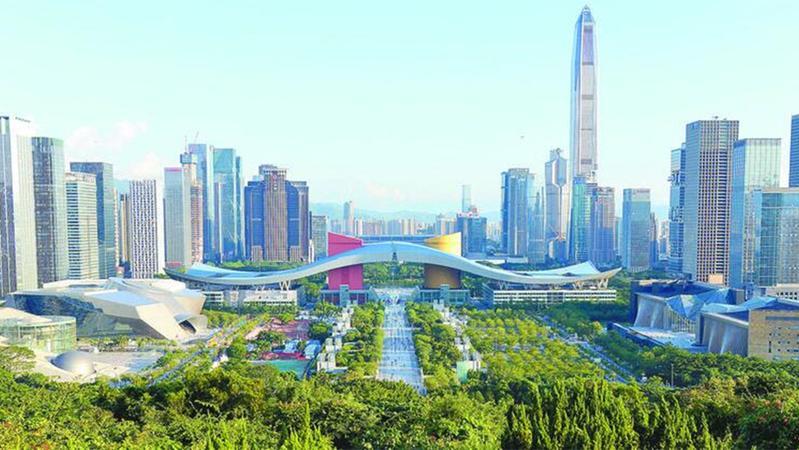 就在市民中心旁!深圳拟出让福田中心区超靓总部用地