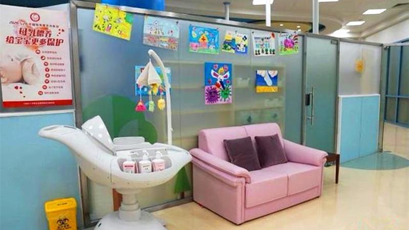 港大深圳医院母乳库揭牌 面向社会接受母乳捐赠