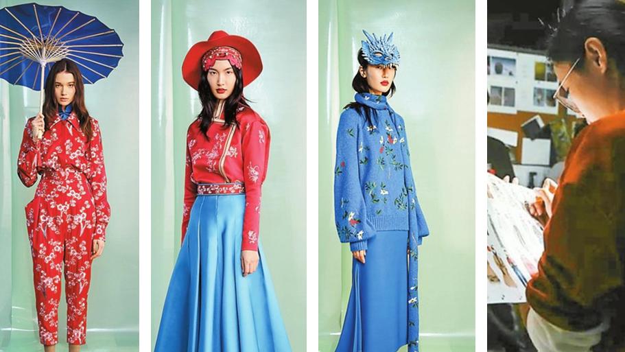 深圳设计登陆米兰时装周