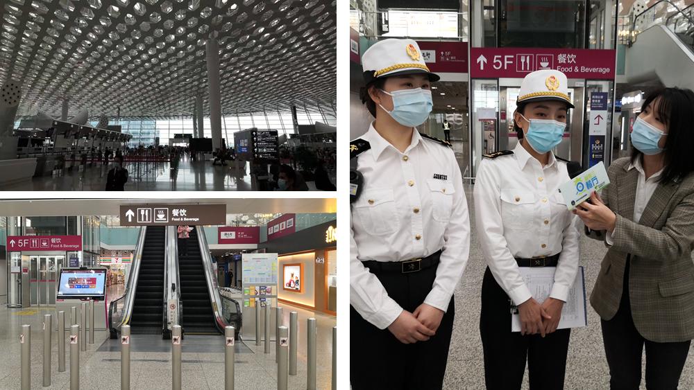 星期三查餐厅|直击!机场如何为旅客打造安全放心的就餐环境