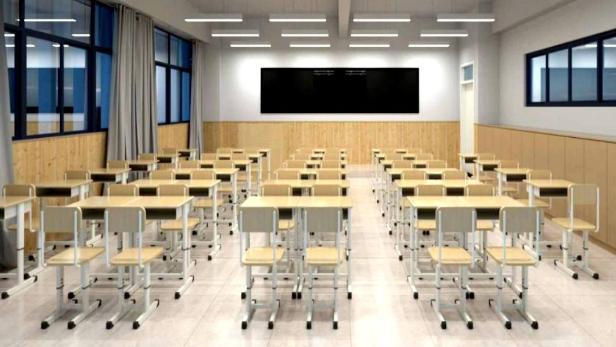 提供1080个学位!今年9月又一所高质量高颜值学校将亮相光明