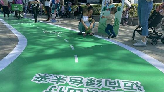 """在深圳刷""""乘车码""""绿色出行 可兑千万绿色消费券"""