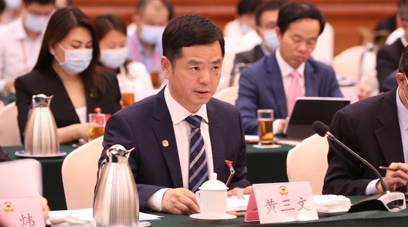 13位委员为推进深圳高质量发展积极献策 与伟中书记面对面谈了这些