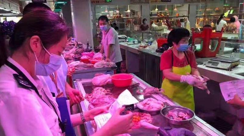 深圳市市场监管局抓好假期防疫防控工作 下沉各辖区走访督查