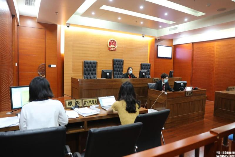 百场庭审直播 |南山法院直播一起车辆租赁合同纠纷案