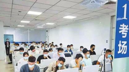 深圳3所高校采取线上线下结合方式顺利举行综合评价招生能力测试