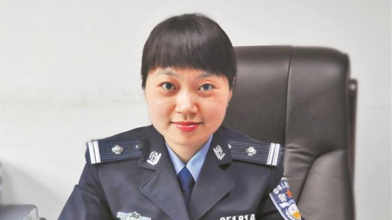郑湘文:高墙内的战疫警花