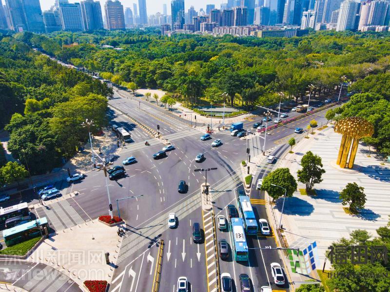 文明走基层 全域首善,交通先行,福田区探索交通文明治理新模式