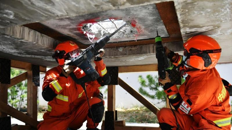 西藏:地震及绳索应急救援骨干培训顺利结业