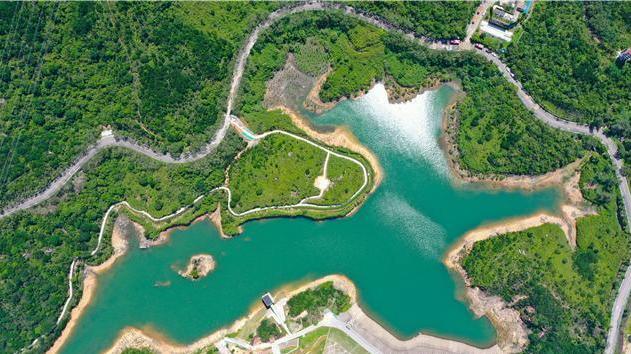 瞰盐田|三洲塘水库公园:漫步山林间 阅尽湖海颜