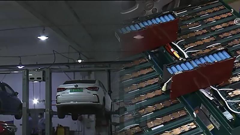 一年,20万吨动力电池退役!新能源汽车爆火,旧电池怎么办?谁回收?咋回收?