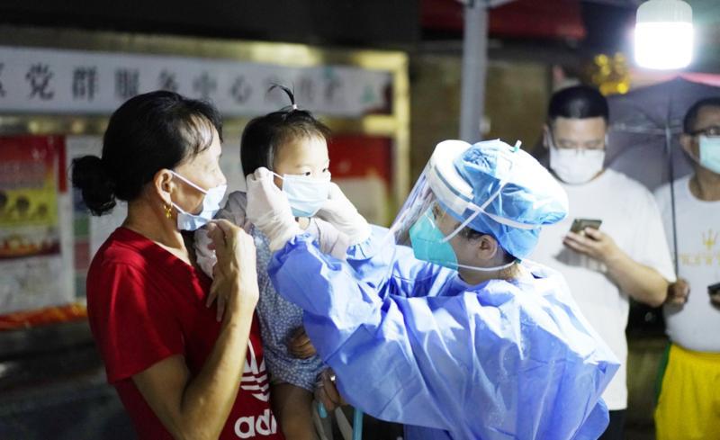 广东省昨日新增2例本土确诊病例:深圳1例,东莞1例