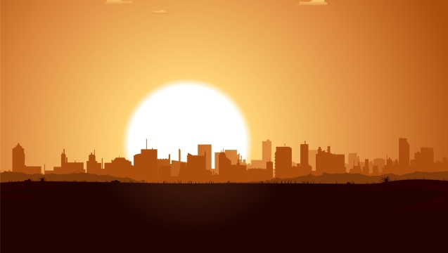 俄罗斯多地出现反常炎热天气 莫斯科创下百余年来最高温度纪录