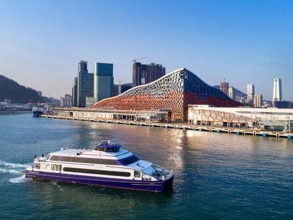 8月起,蛇口邮轮母港将开通香港机场航线留学生专船航班